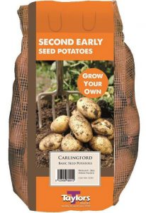 second-early-potatoes
